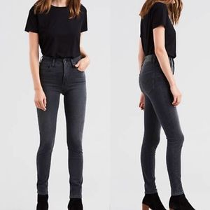 Levi's •   721 Skinny Jeans High rise